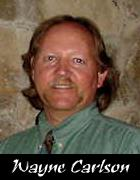 Click on the picture to view Mr. Carlsons Column